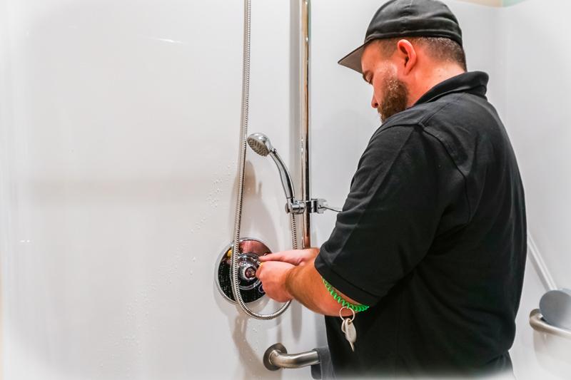 Plumbing Tech