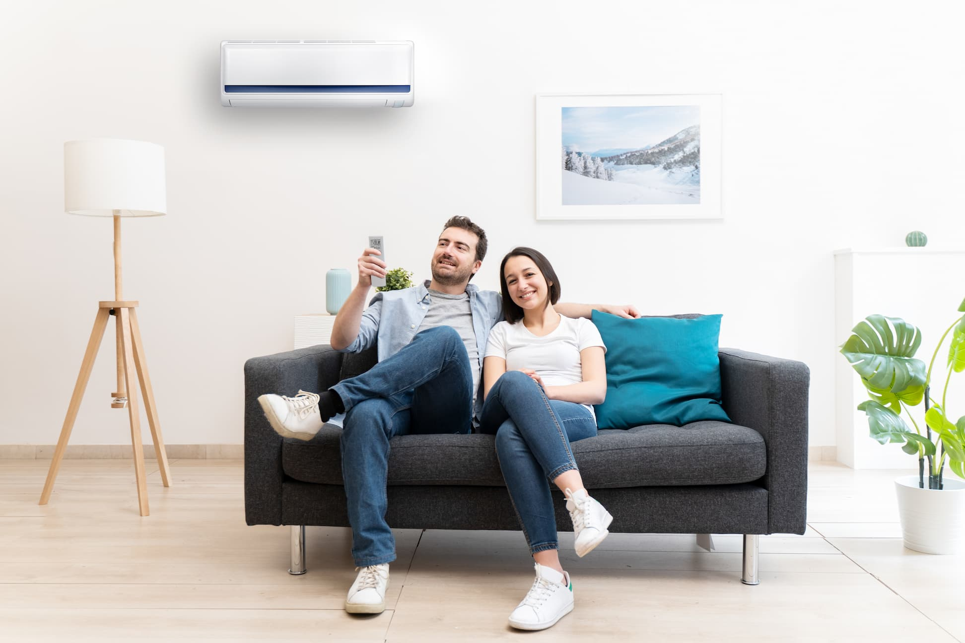 What are the 4 major indoor air pollutants