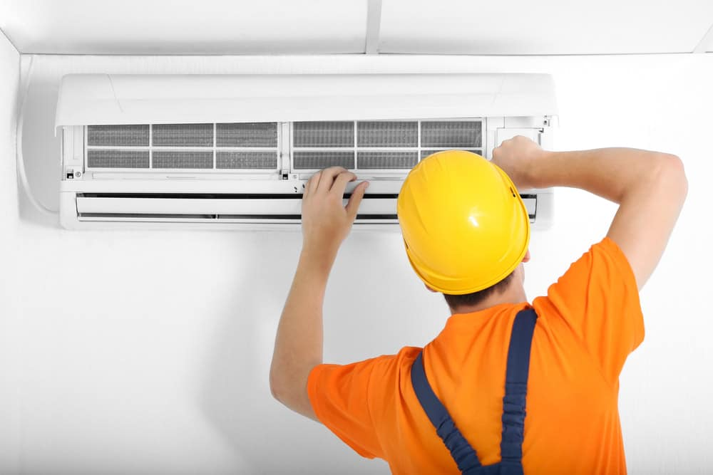 How do I prepare my air conditioner for the summer