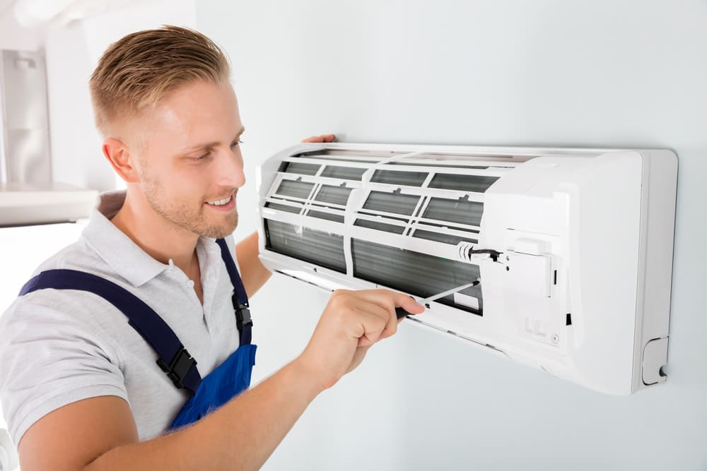 What do you do if your AC goes out in the summer